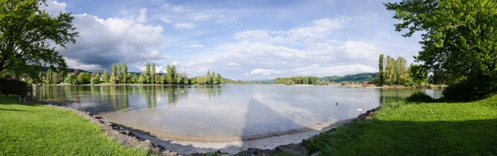 Eschenz, Europa, Insel Werd, Kanton Thurgau, Nordostschweiz, Schweiz